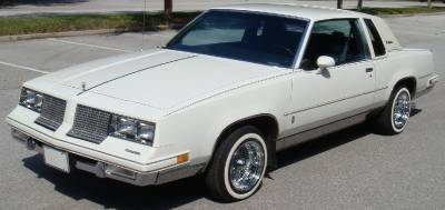1985 Oldsmobile Cutlass Supreme