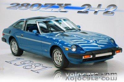 1981 Datsun 280 Zx 2+2