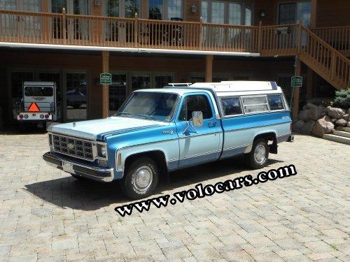 1978 Chevrolet Silverado 10