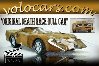Village Auto Body >> 1975 Volkswagen Death Race 2000 | Volo Auto Museum