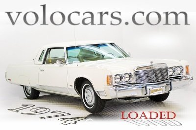 1974 Chrysler New Yorker
