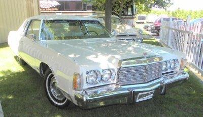 1974 Chrysler Brougham