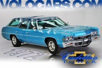 1972 Chevrolet Kingswood