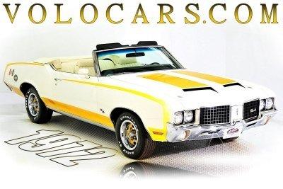 1972 Oldsmobile Hurst/Olds