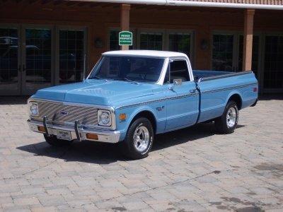 1972 Chevrolet C 10