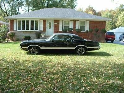 1971 Oldsmobile Cutlass