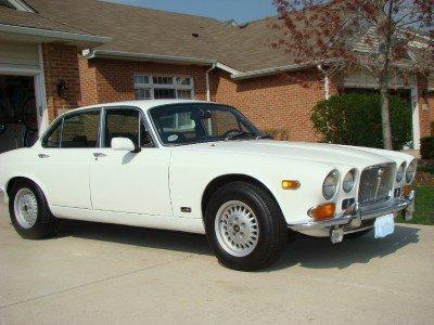 1971 Jaguar Xj