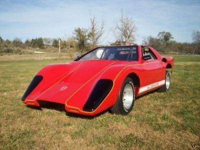 1971 Coyote XM
