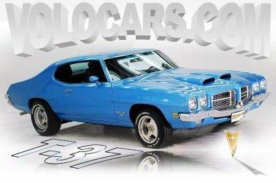 1971 Pontiac T 37