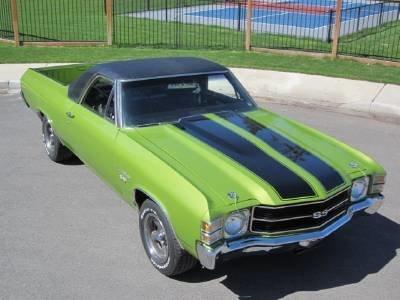1971 Chevrolet El Camino Ss Ls5