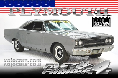 1970 Plymouth Gtx From Fast &Amp; Furious 4