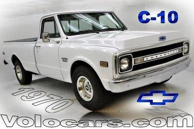 1970 Chevrolet C 10