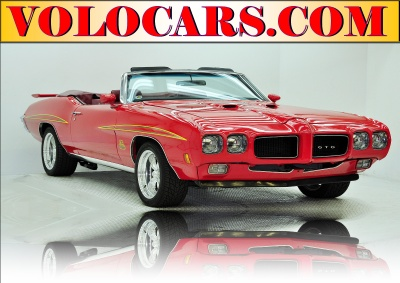 1970 Pontiac Judge