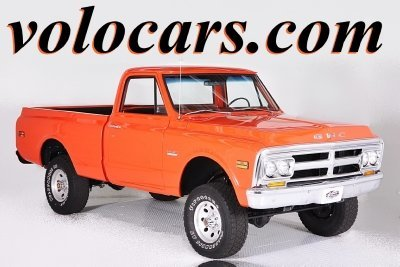 1970 Chevrolet Shortbed