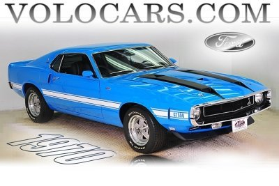 1970 Ford Shelby