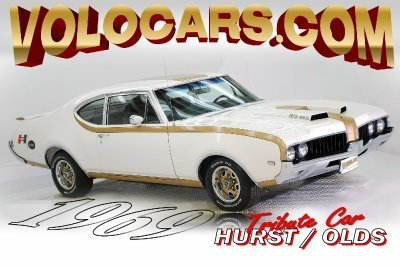 1969 Oldsmobile Hurst/Olds