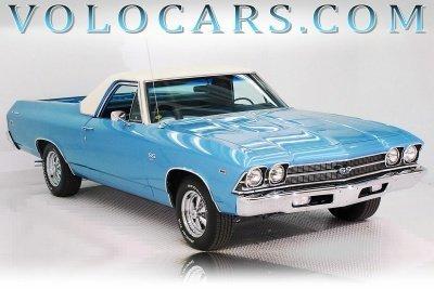 1969 Chevrolet Elcamino