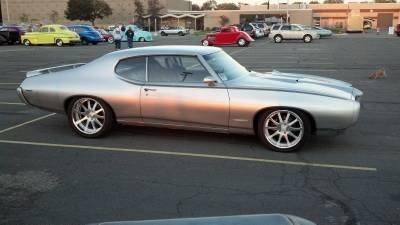 1969 Pontiac Lemans Gto