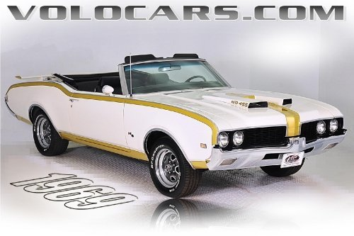 1969 Oldsmobile Hurst Olds Tribute