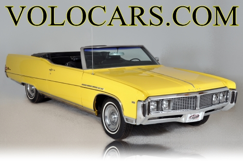 1969 Buick Electra 225