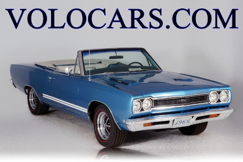 1968 Plymouth Gtx Tribute