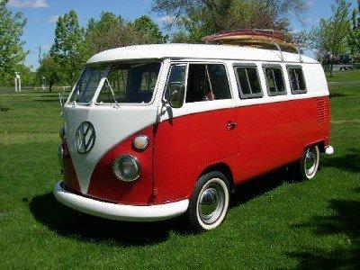 1967 Volkswagen Westfalia