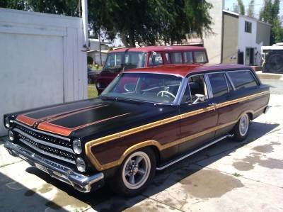 1967 Ford Fairlane Country Squire Wagon