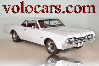 1967 Oldsmobile F Eighty Five