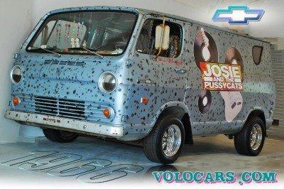 1966 Chevrolet Van