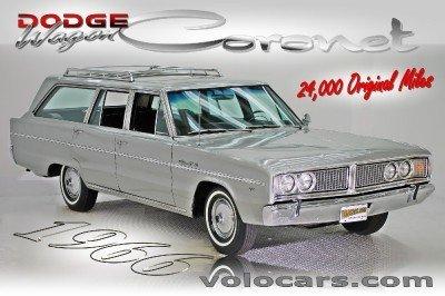 1966 Dodge Coronet 440