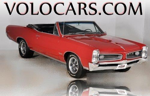 1966 Pontiac Gto Tribute