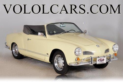 1965 Volkswagen Karmann Ghia