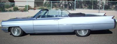 1964 Cadillac Develle