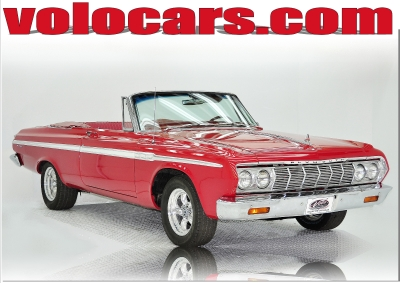 1964 Plymouth Fury 426 Wedge Convertible
