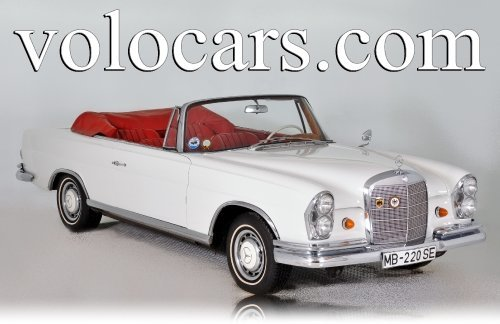 1964 Mercedes-Benz 220 Se