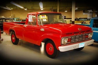 1963 Ford F250