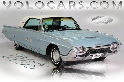 1963 Ford Thunderbird