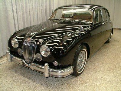 1962 Jaguar Mk
