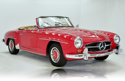 1962 Mercedes-Benz 190 Sl