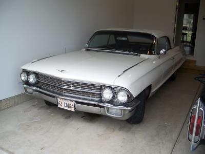 1962 Cadillac Deville Convertable