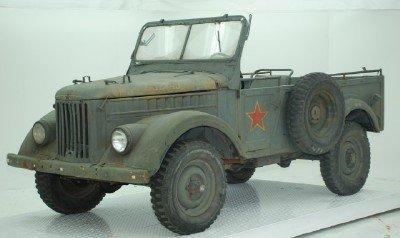 1961 Gaz 69 M