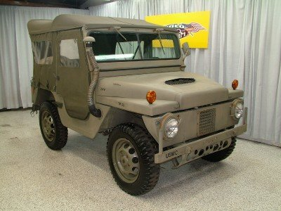 1960 AMC Mighty Mite