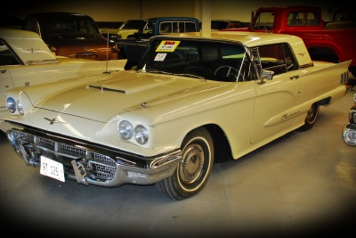 1960 Ford T Bird