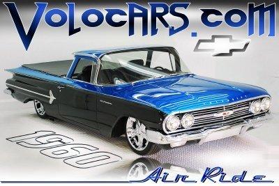 1960 Chevrolet Elcamino