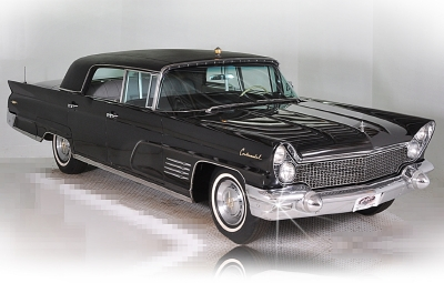 1960 Lincoln Limo Mark Iv