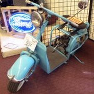1958  Motor Scooter