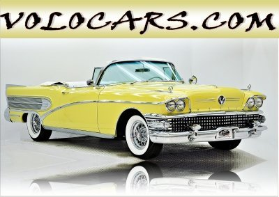 1958 Buick Roadmaster 75