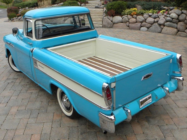 1958 Chevrolet Apache Cameo