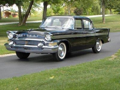 1957 Packard 57 Series