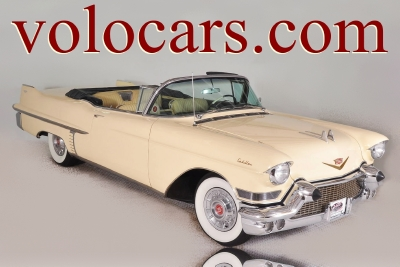1957 Cadillac Series Sixty Two